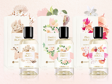 Aroma natural  Floral Femenino de La Collection